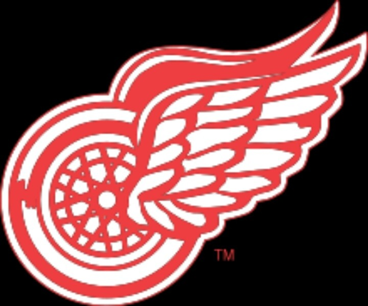 Red Wings Logo History Awesome Graphic Library