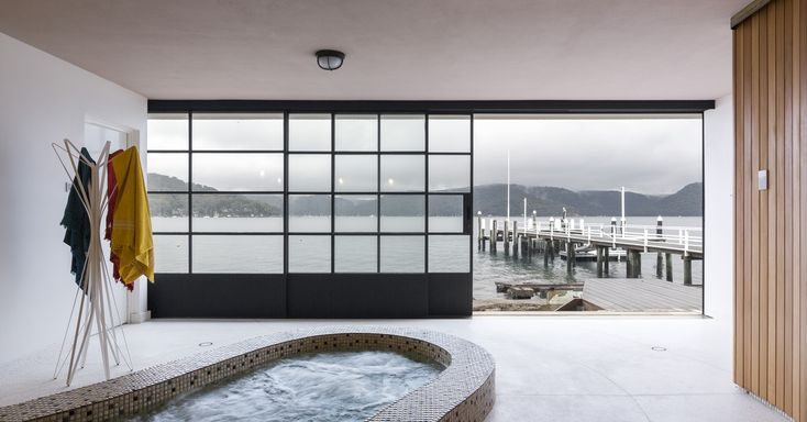 Clareville Residence - Steel Windows