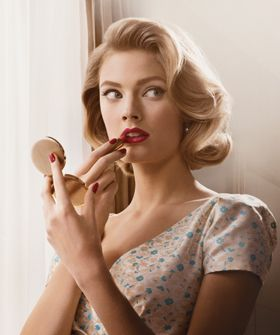 The Next Best Thing To Don Draper: Estée Lauder's Mad Men Collection