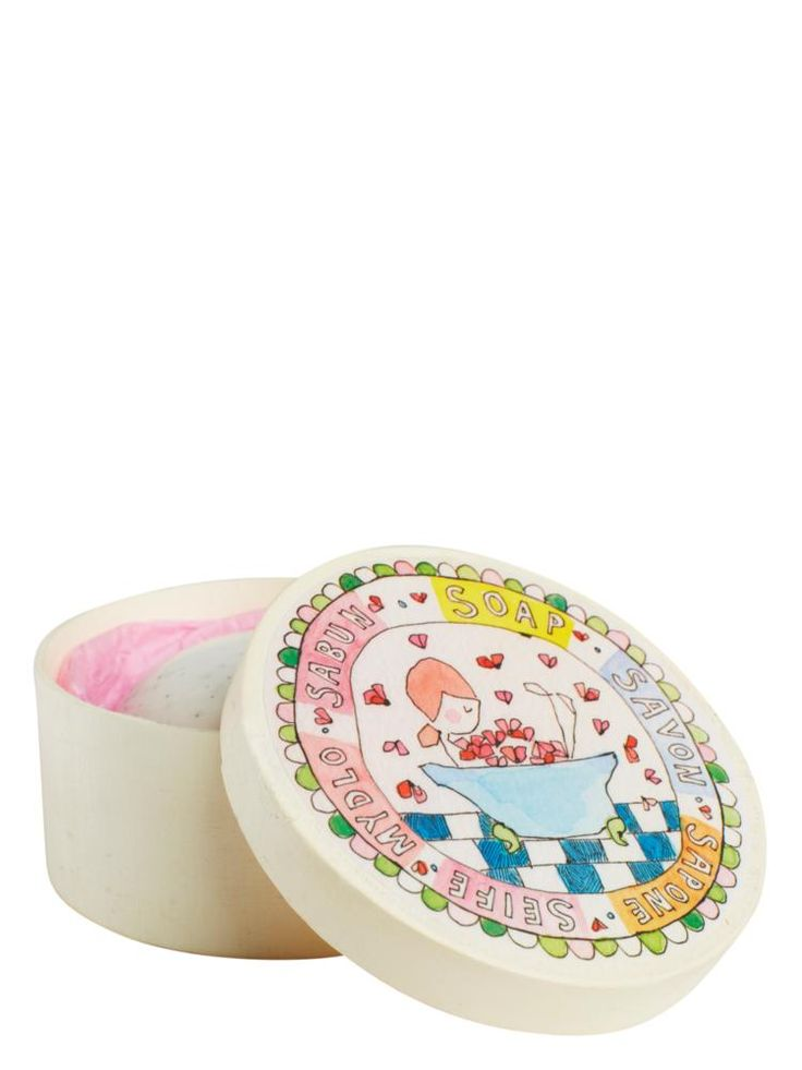 LOVE MEREDITH GASTON!!! Sussan - Gift - BCNA - Bcna deluxe creme soap