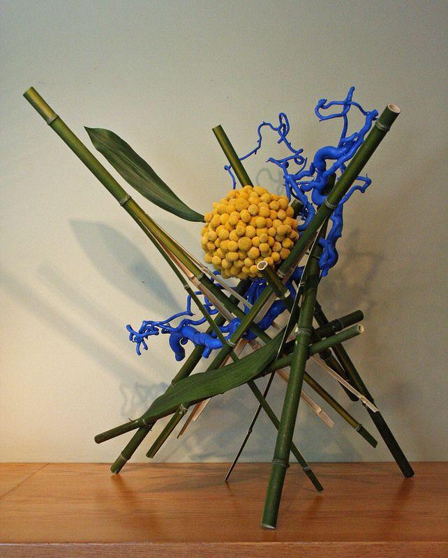 802 besten sogetsu ikebana bilder auf pinterest for Japanische blumenkunst