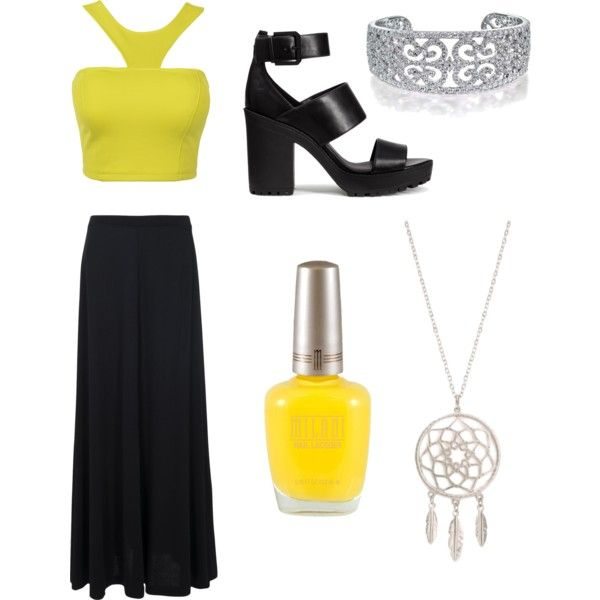 Sin título #2 by paaaaudirection on Polyvore featuring polyvore, moda, style, French Connection, H&M, Bling Jewelry and fabulous