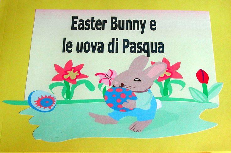 Il libro gioco fai da te di Pasqua