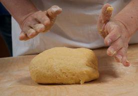 Pasta lievitata per biscotti e piccola pasticceria - Piattoforte