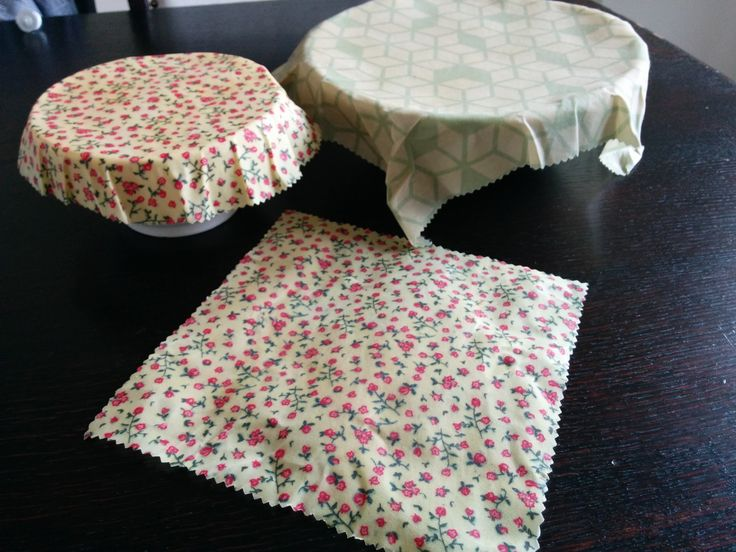 DIY bees wrap