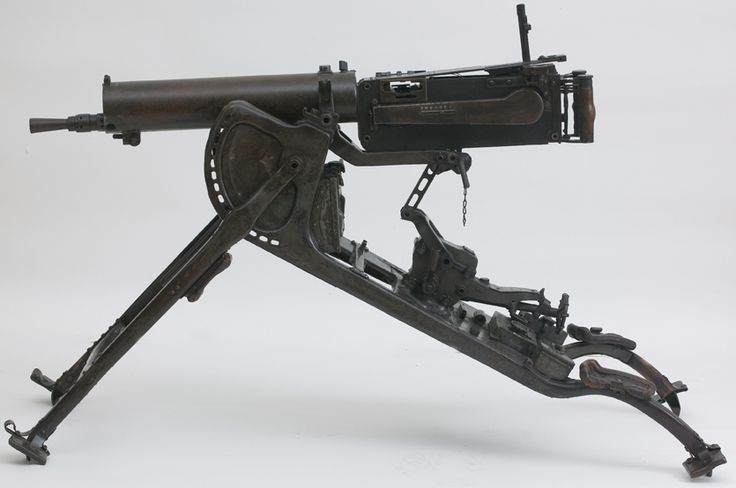 german machine guns ww1 - photo #14