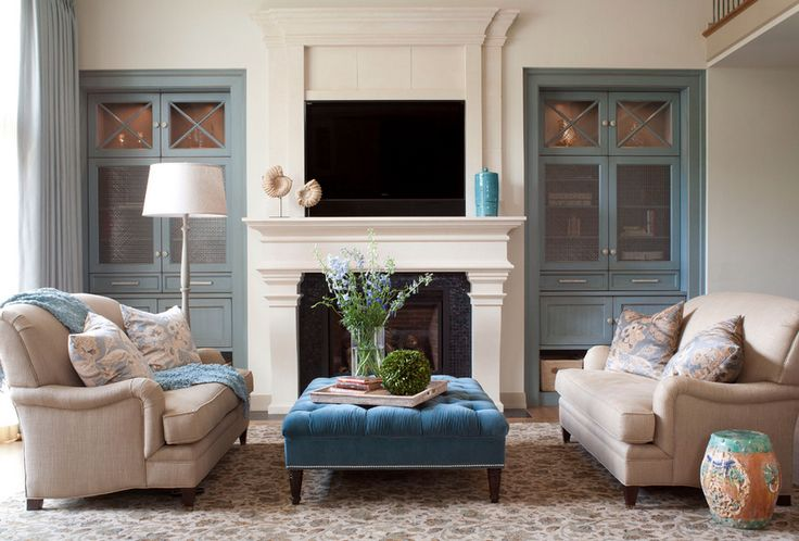 Dream Home: Living Room Inspirations - Inspired To StyleInspired To Style