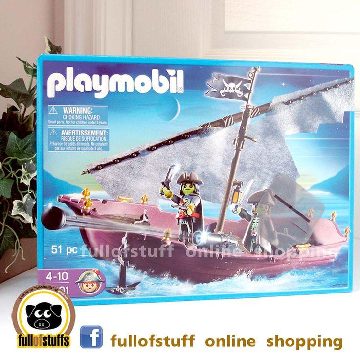 Fresh Playmobil Prirate Ghost Ship Playset Toy SHOP AT https
