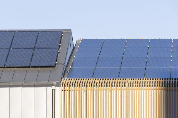 Photo 5 Of 14 In These Affordable Solar Homes In Sweden Produce As In 2020 Solar House Solar Panels Solar Panels For Home