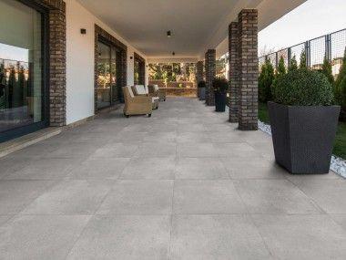 Horizon Grey Floor Tile