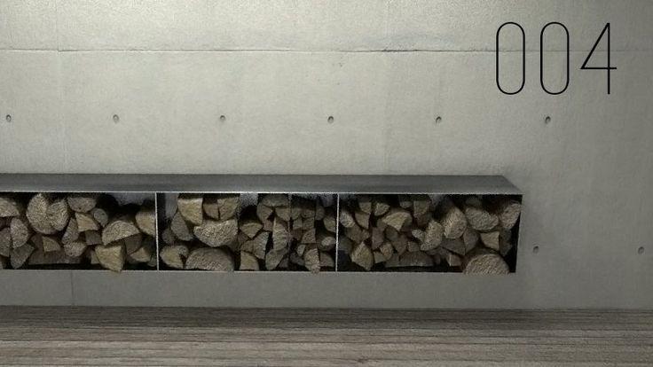 die 25 besten ideen zu brennholzregal auf pinterest. Black Bedroom Furniture Sets. Home Design Ideas