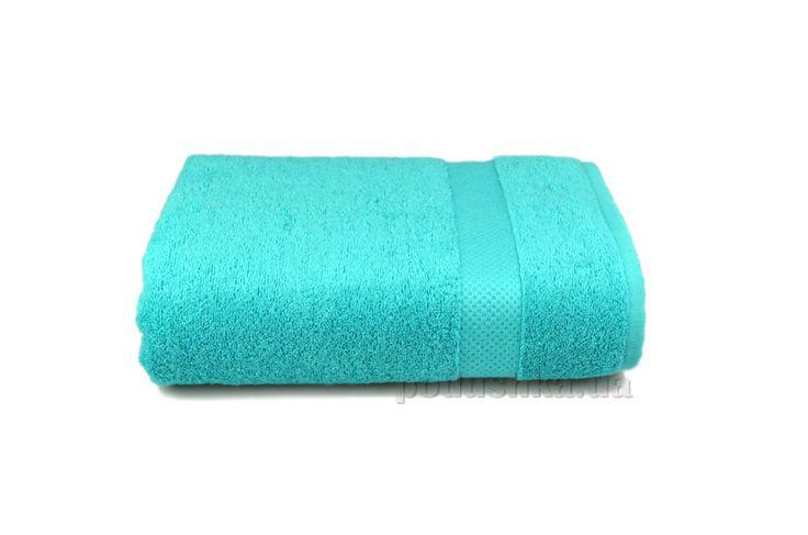 Махровое полотенце Home line Азербайджан морская волна