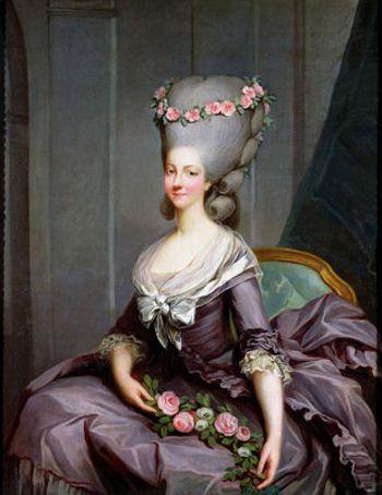 Marie Thérèse Louise de Savoie princesse de Lamballe
