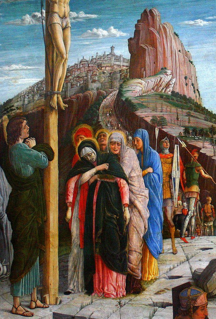 Andrea Mantegna, Crucifixion