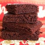 """Awesome Hershey Brownies  """"Sometimes, literally, life is like a box of chocolate. Or at least, making brownies is."""" By Nancy Lopez-McHugh"""