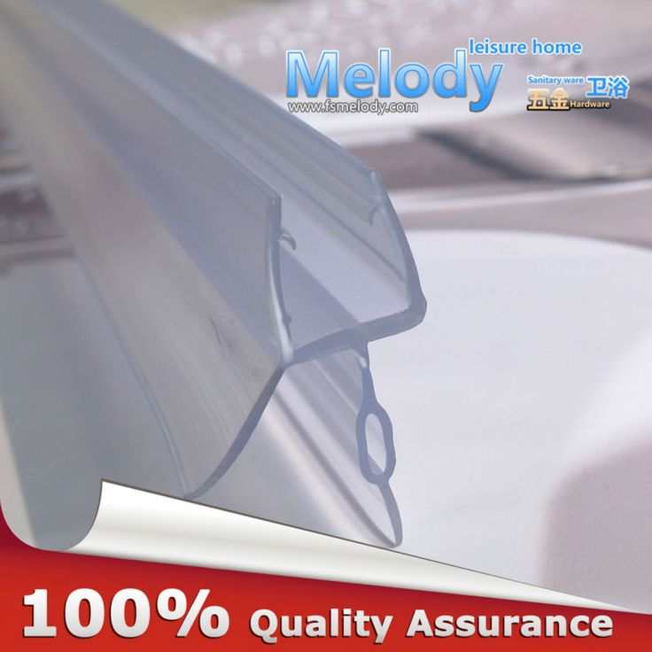 Me-309D2 Bath Shower Screen Rubber Big Seals waterproof strips glass door seals length:700mm gap10-17mm #women, #men, #hats, #watches, #belts, #fashion