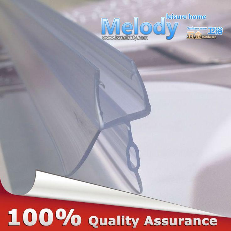 Me-309D2 Bath Shower Screen Rubber Big Seals waterproof strips glass door seals length:700mm gap10-17mm #women, #men, #hats, #watches, #belts, #fashion