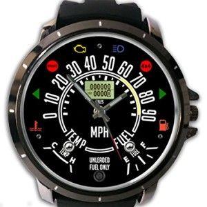 Classic Speedometer Jeep Sport Big Face Watch