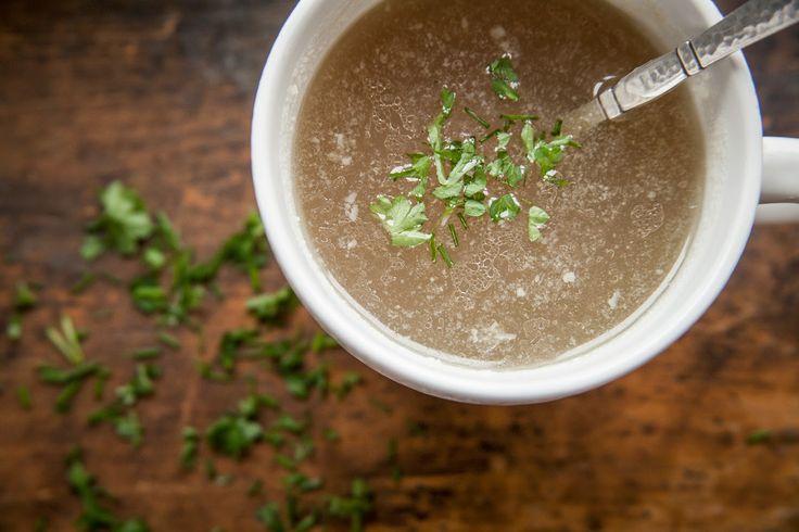kraft på kyllingskrog, suppe på fenalår mm kraft