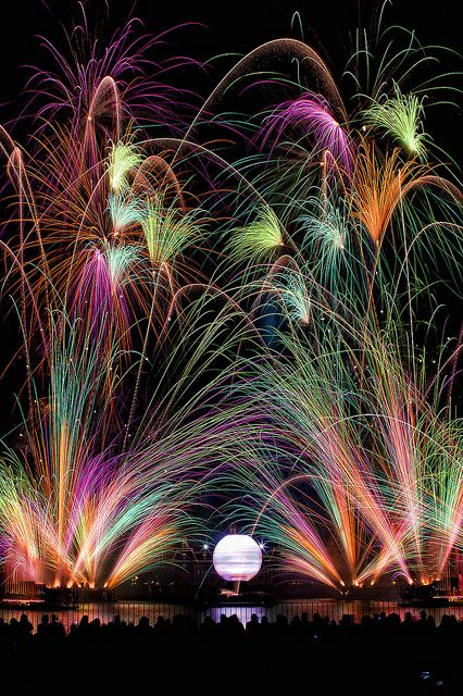 Our Wedding Guest will get a front row seat to this @ our Welcome Party Illuminations @ Epcot
