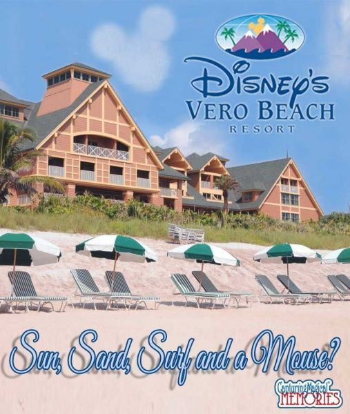 Sand, sun and a bit of Disney magic await you at this Florida destination about an hour away from Walt Disney World.