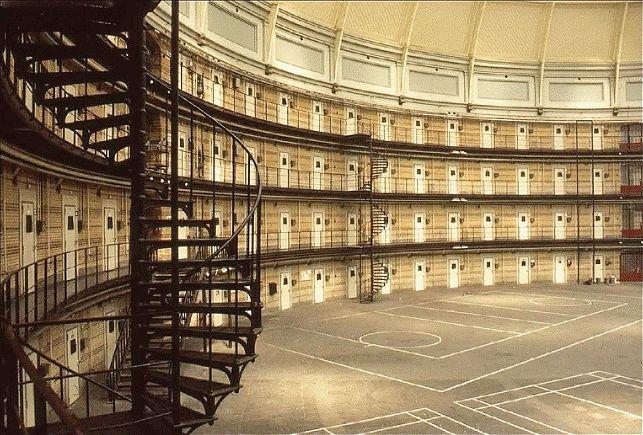 Il carcere di Arnhem in Olanda opera dell'architetto Johan Frederik Metzelaar, costruito fra il 1886 e il 1901.