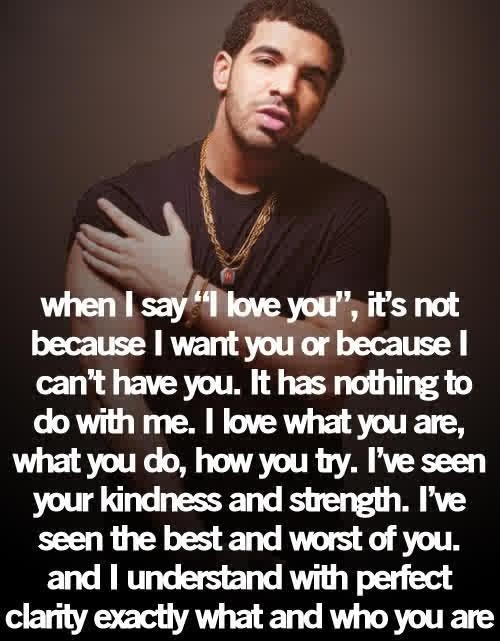 Drake Love Quotes 118 Best ❤Drake's Love Quotes❤ Images On Pinterest  Drake