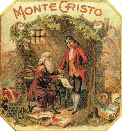 Montecristo Cigar Poster   Montecristo Cigars Art   Cuban Cigar ...