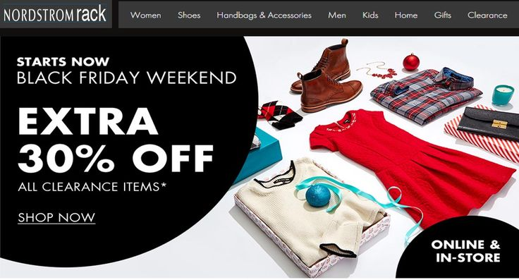 Get 60% OFF w/ NordStrom Black Friday coupons & Deals. Get instant savings with 21 valid NordStrom coupon codes & discounts in Nov.