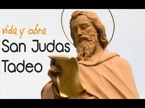 Breve Historia de San Judas Tadeo - YouTube