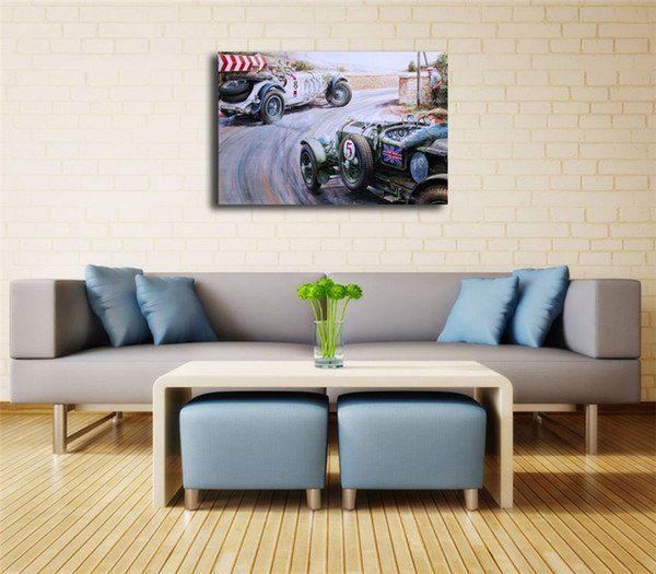 Vintage Wall Decor For Living Room New 2019 The Vintage Car Hd Canvas Painting Print Living Room Home Decor Modern Wa Dekorasi Dinding Dekor Ide Dekorasi Rumah
