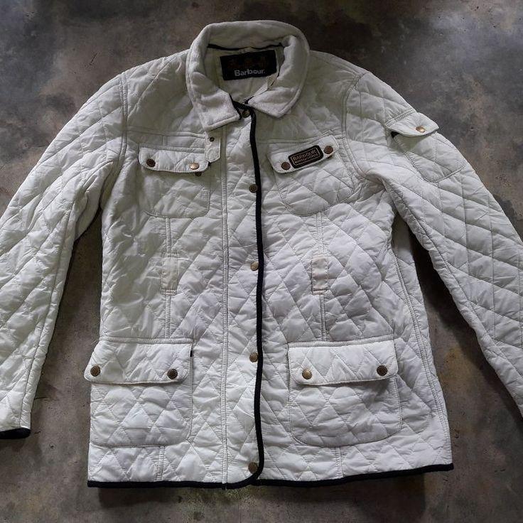 Barbour international jacket Szm