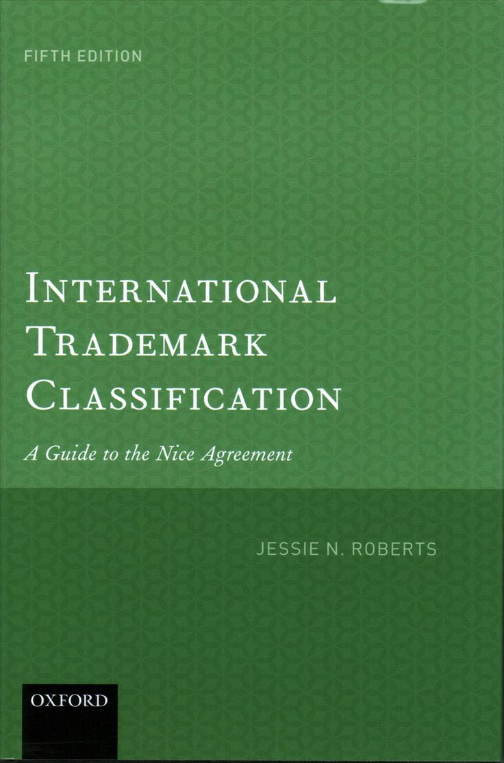 International Trademark Classification: A Guide to the Nice Agreement