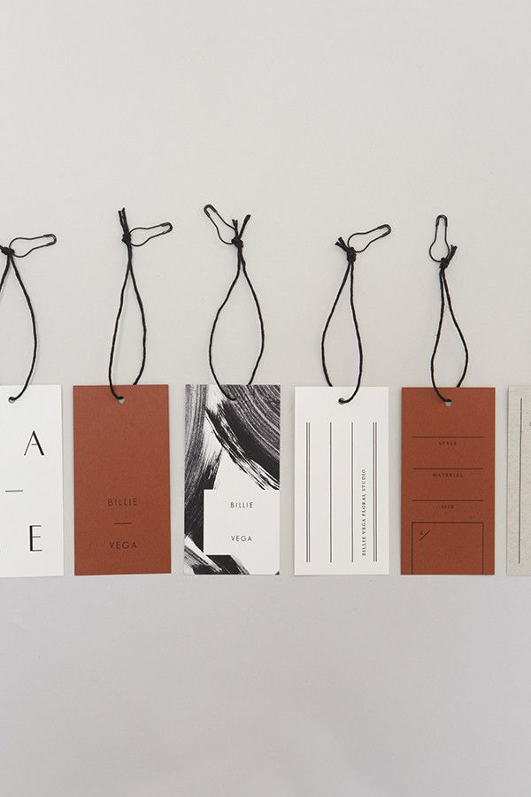 Best  Tag Design Ideas On   Hang Tags Hangtag Design