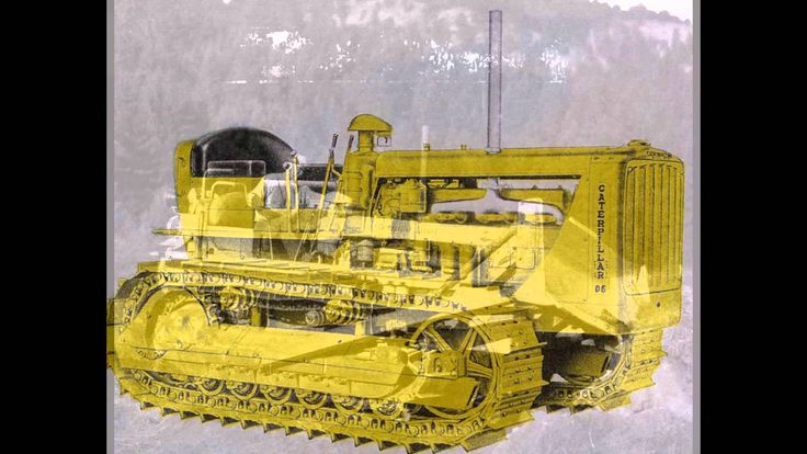 Caterpillar D6 slides from May 2016's NZ Contractor magazine