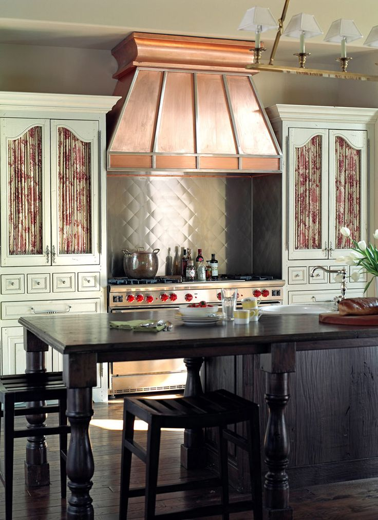 17 best images about rockin 39 range hoods on pinterest for K kitchen french market