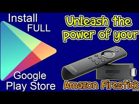 Install Full Google Playstore On Your Firestick Install Youtube Tv On Your Firestick 1080p Streams Youtube Play Store App Google Music Google Play Apps
