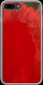 Red poppy phonecase  #phonecases #phonecovers #red #flower #floral #giftideas #fotosbykarin