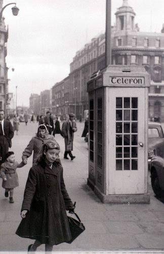 O'Connell Street, circa 1950's