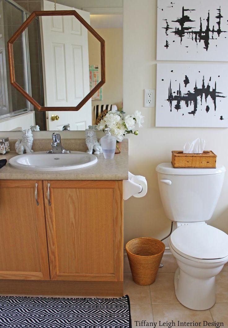 ... Design: Update a Basic, Beige, Builders Bathroom with 5 Simple Steps