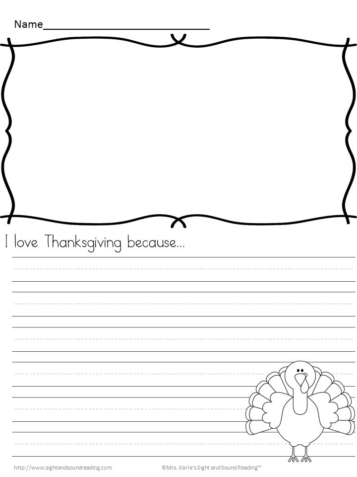 Thanksgiving Writing Prompts                                                                                                                                                                                 More