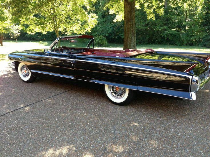 1962 Cadillac Eldorado Convertible