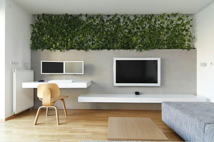 Интерьер квартиры в Братиславе за €90,000