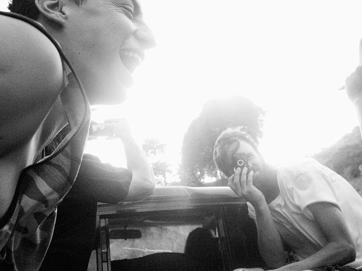 Victor Arias and Brandon Smith. Sayulita 2013.