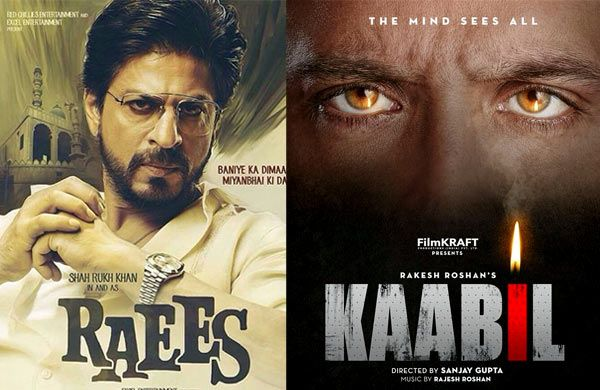 #Raees to Kill #Kaabil? #HrithikRoashan and #ShahRukhKhan clash with #Raees and #Kaabil http://www.whatsonbollywood.com/kaabil-kill-raees/