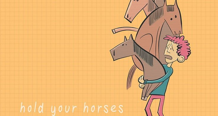 Vtipné ilustrace doslovně vykreslují anglické idiomy