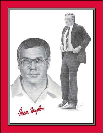 Fred Taylor Ohio State Buckeyes Basketball Coach 1959~1976