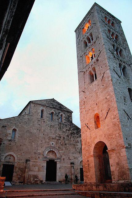 Cattedrale di Anagni, Italy (1072-1104), province of Rome Lazio
