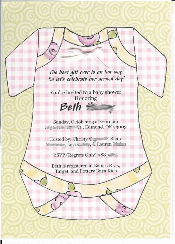 Baby Shower Invitation Letter Glamorous 13 Best Voguist Baby Shower Invitations For Boys Images On Pinterest .
