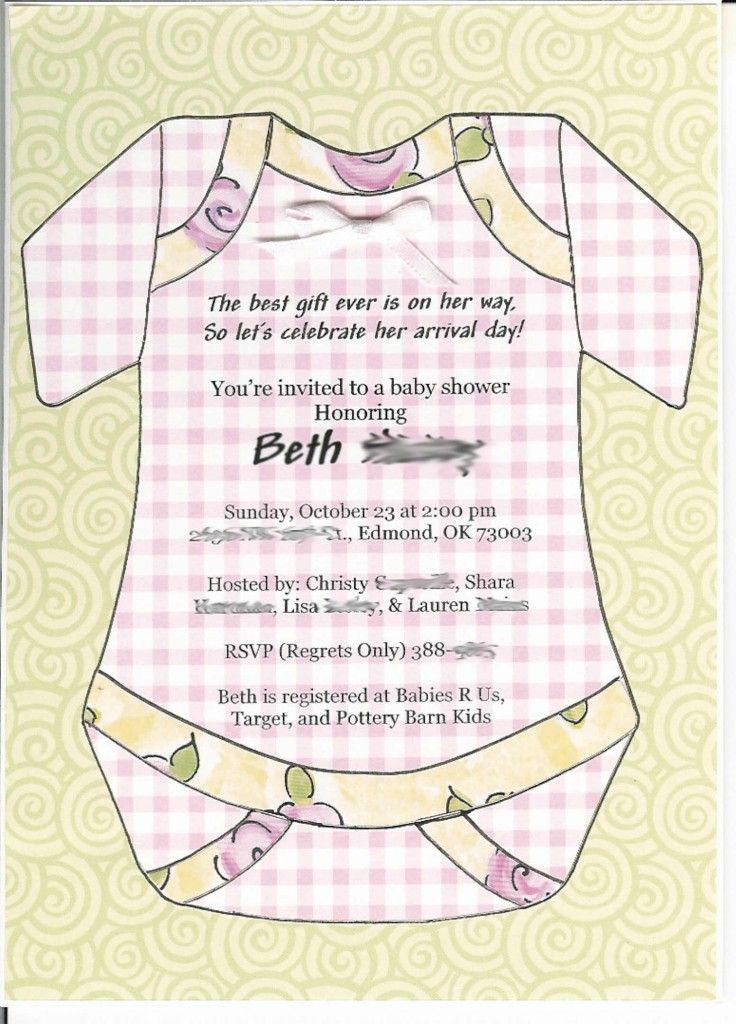 shower invite wording ideas cute baby shower invite wording baby